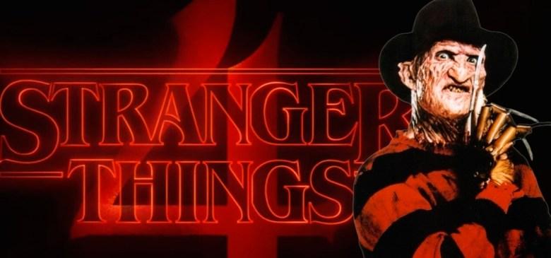 Robert Englund en Stranger Things