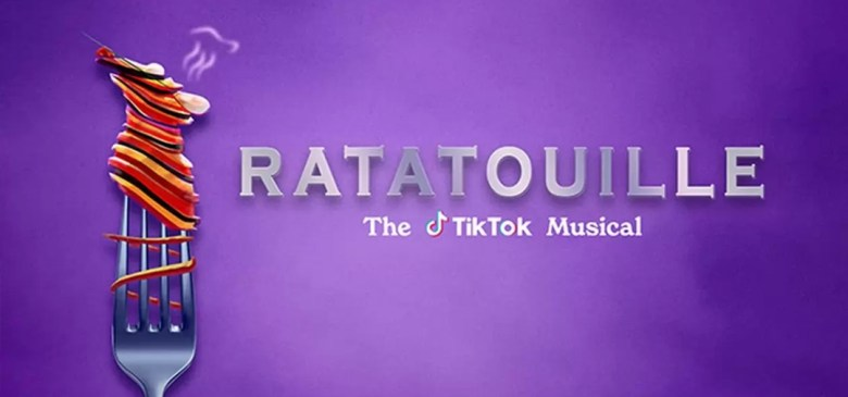 Ratatouille el musical
