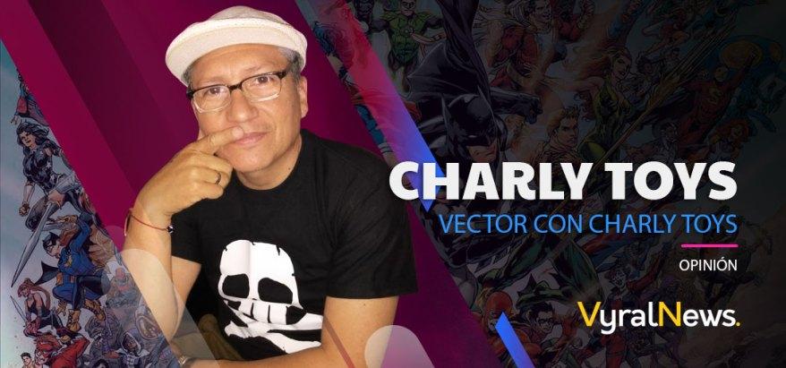 Charly Toys y el DC Universe