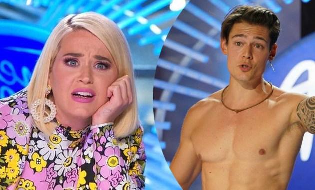 Katy Perry y Mario Adrion
