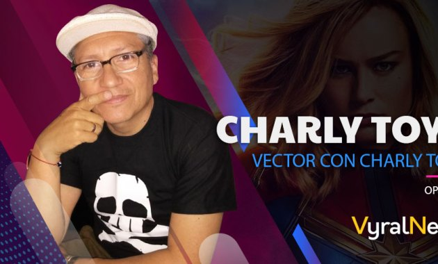 Charly Toys y Captain Marvel 2