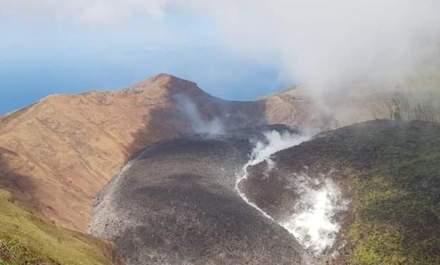 Volcán Soufriere