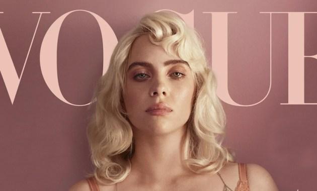 Billie Eilish para British Vogue