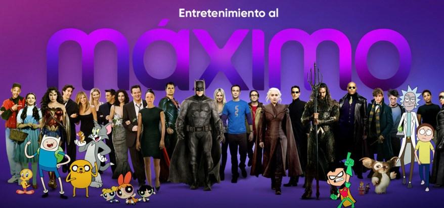 HBO Max en julio