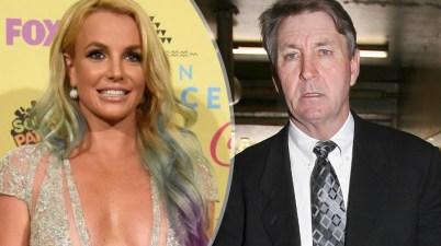 Britney Spears y Jamie Spears