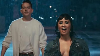 Demi Lovato y G-Eazy