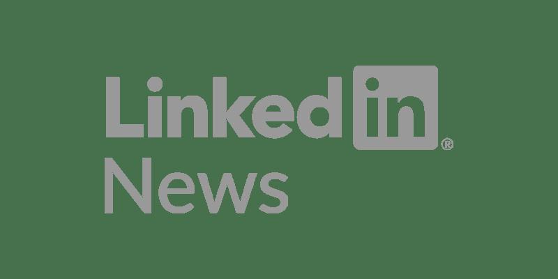 LinkedIn News Logo