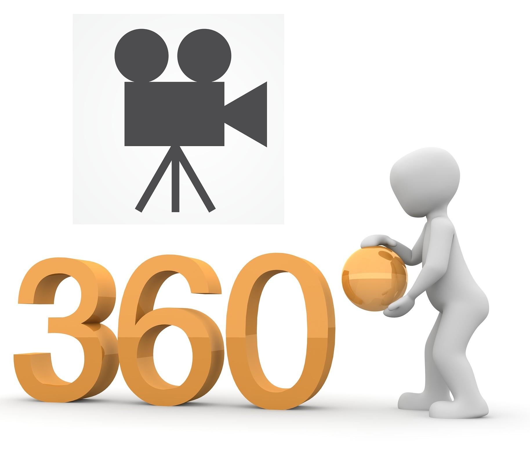 Vidéo 360 vr
