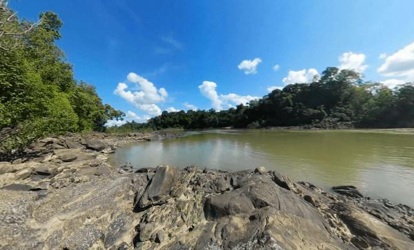 fleuve maroni video 360