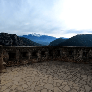 Villefranche de conflent video 360