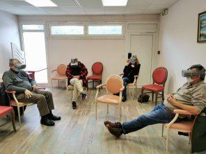 casques a réalité virtuelle quadro