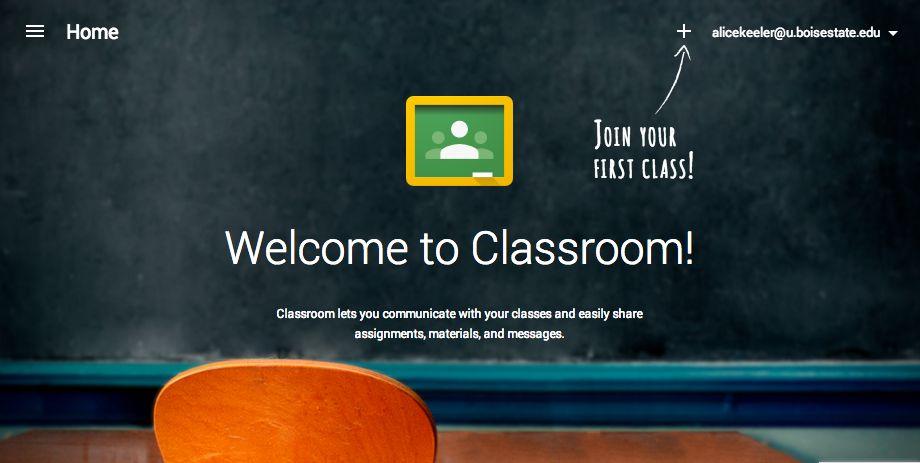 Google Classroom pro všechny
