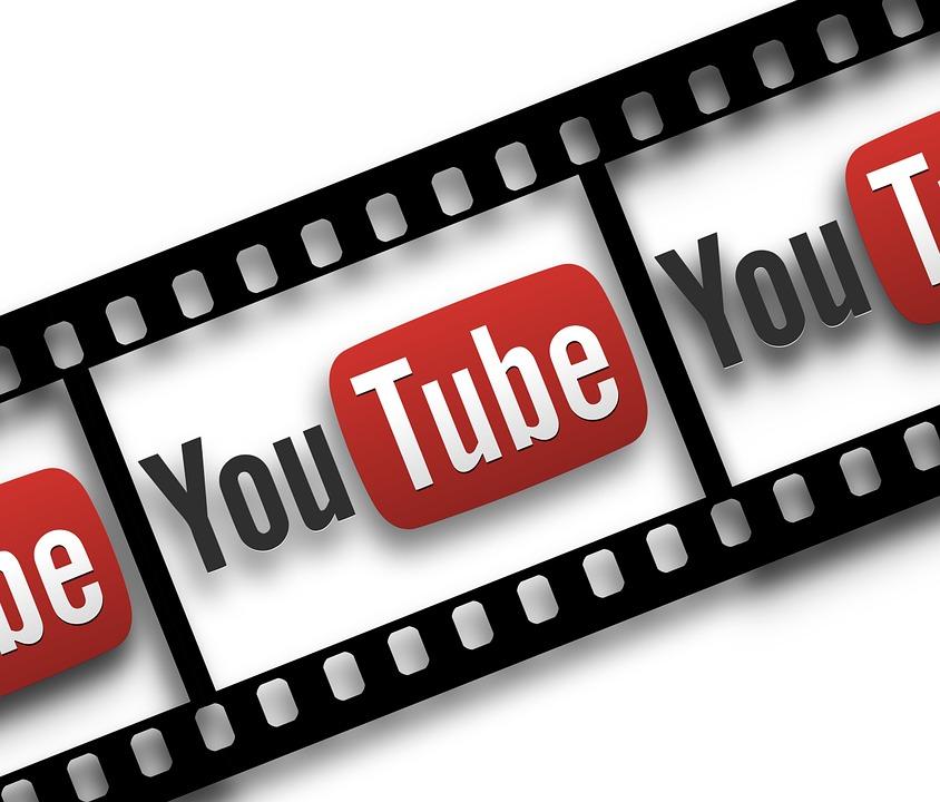 Časové osy do Youtube videa