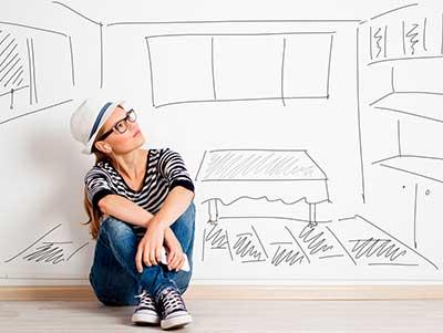 Consejos para aprovechar espacios pequeños en tu depa