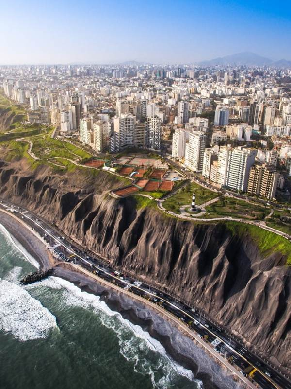 Apartments in Lima, VyV