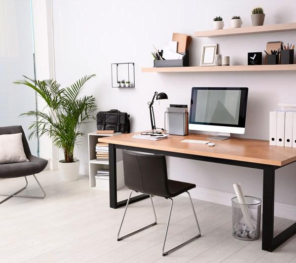 Inspírate con estos 10 consejos para establecer una oficina dentro de tu departamento