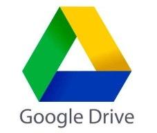 Логотип гугл диск