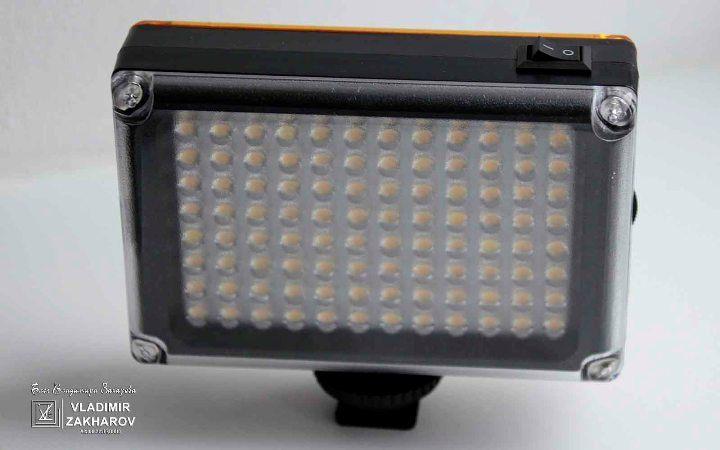 Накамерный свет 2