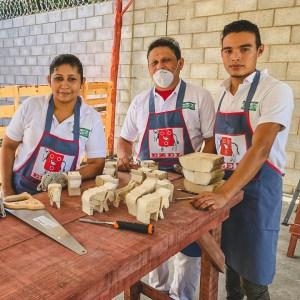Teknica Nicaragua Personeel