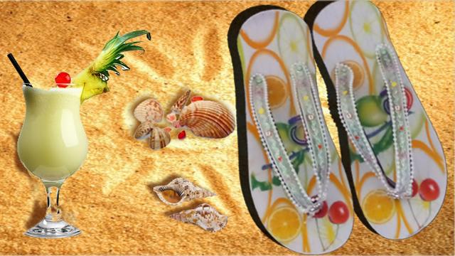 Sandalias personalizables. $249.40