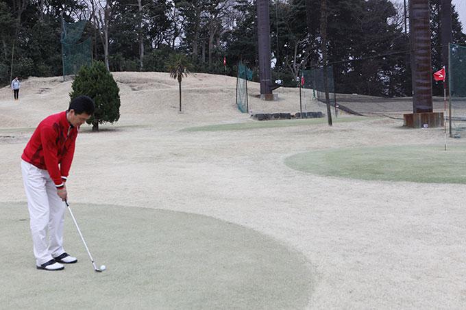 INGゴルフスクールクイズ