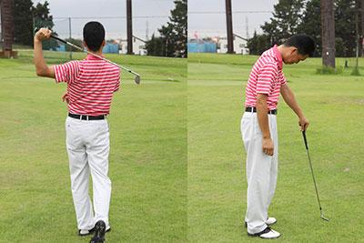 INGゴルフスクール今月のレッスン