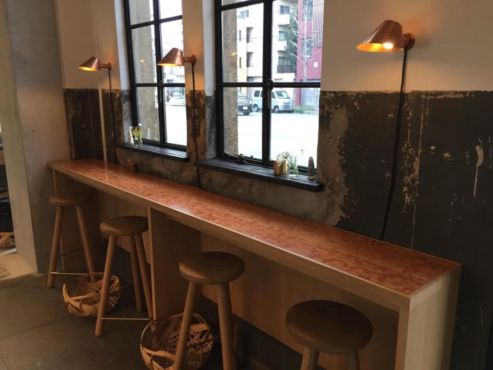 開化堂カフェ
