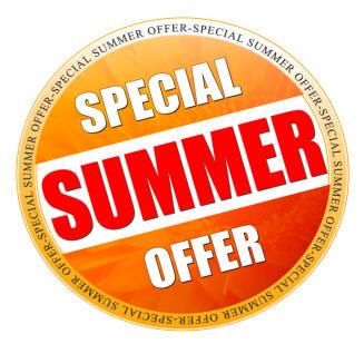 DIGIGRID special summer offer