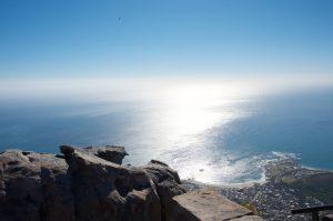 Tafelberg Sonnenuntergang