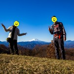 【日帰り登山】20171210陣馬山‐景信山‐高尾山縦走