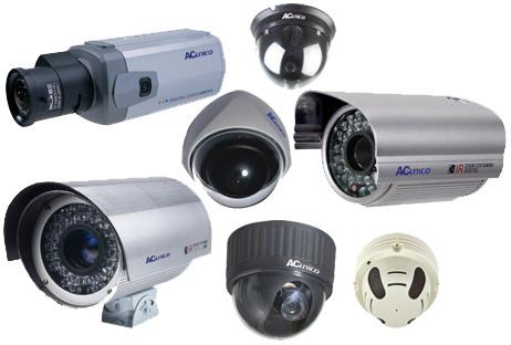 كيف تعمل كاميرات المراقبة - IP Camera