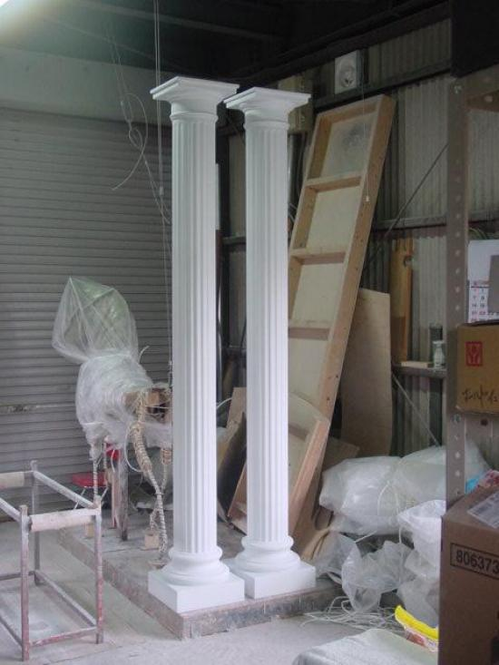 FRP装飾柱