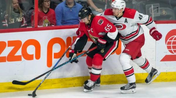 Erik Karlsson firade 500 NHL-matcher med seger   NHL ...