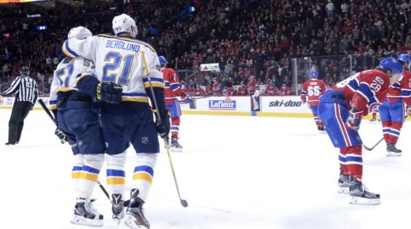 Patrik Berglunds hattrick i 611:e NHL-matchen   NHL ...