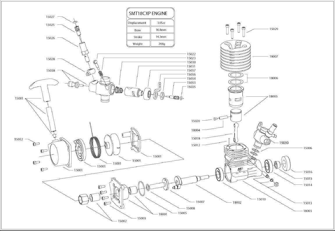 18cxp engine 182120 engine smartech