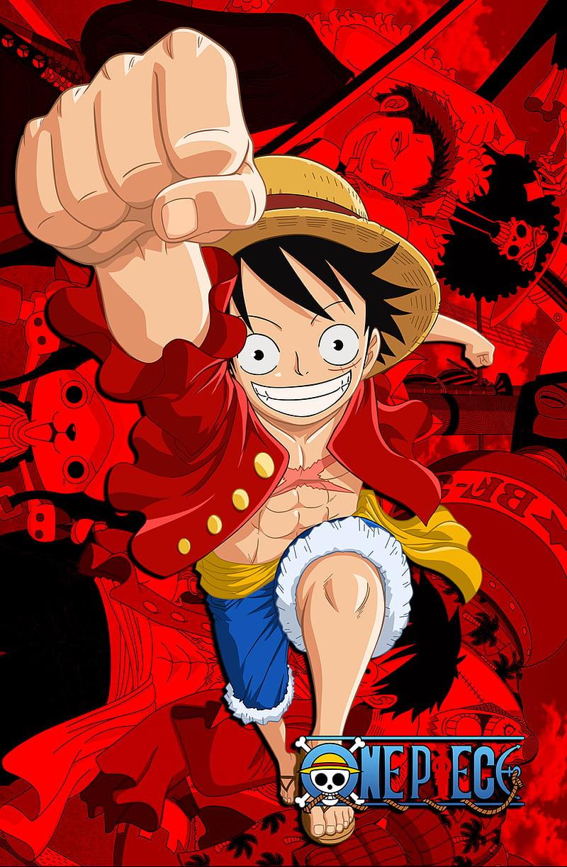 With a resolution of 1080 pixels, this designing is a high definition image and also has excellent image contrast. Red Luffy Android Iphone One Piece Tablet Hd Mobile Wallpaper Peakpx