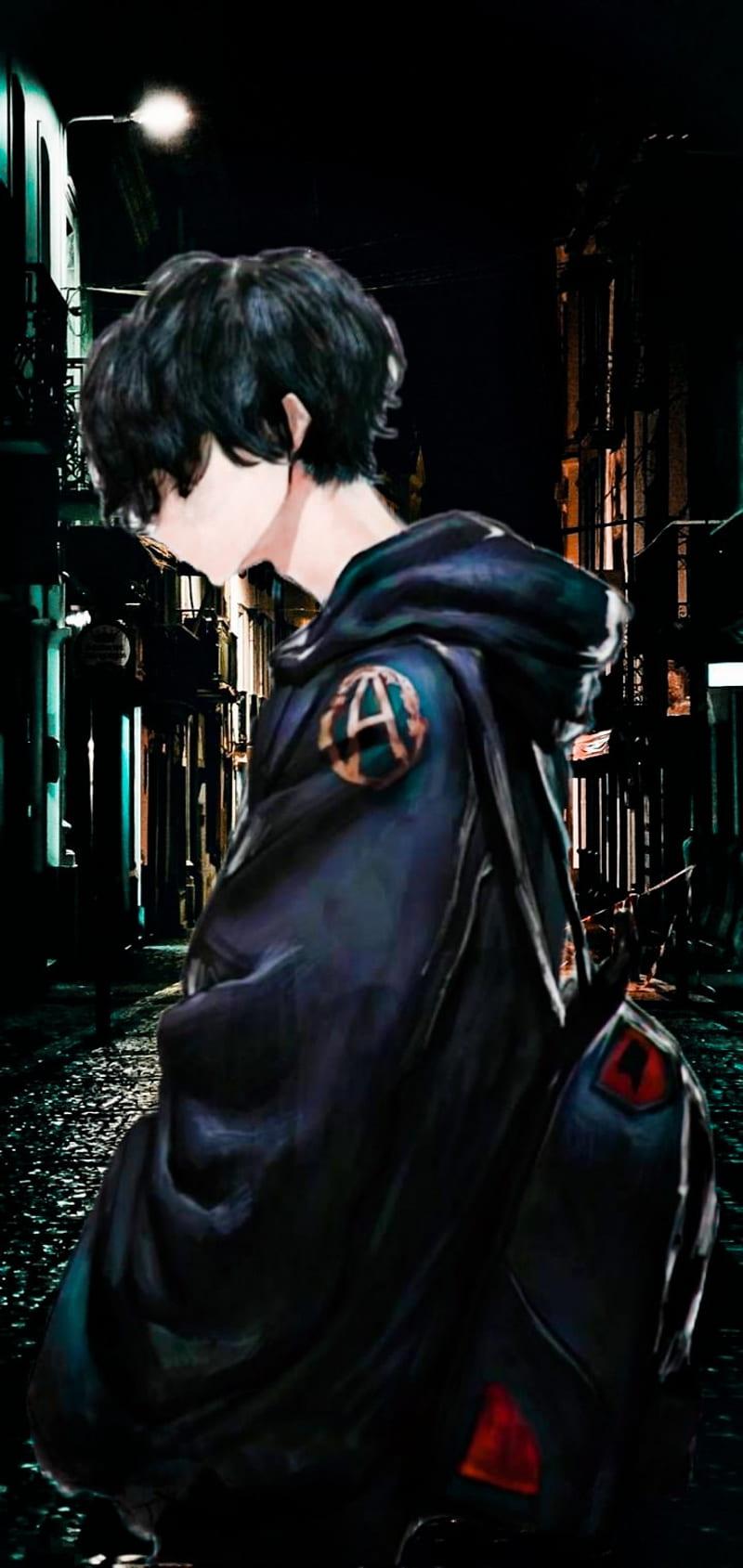 Anime Boy Bad Cartoon Cool Hd Mobile Wallpaper Peakpx