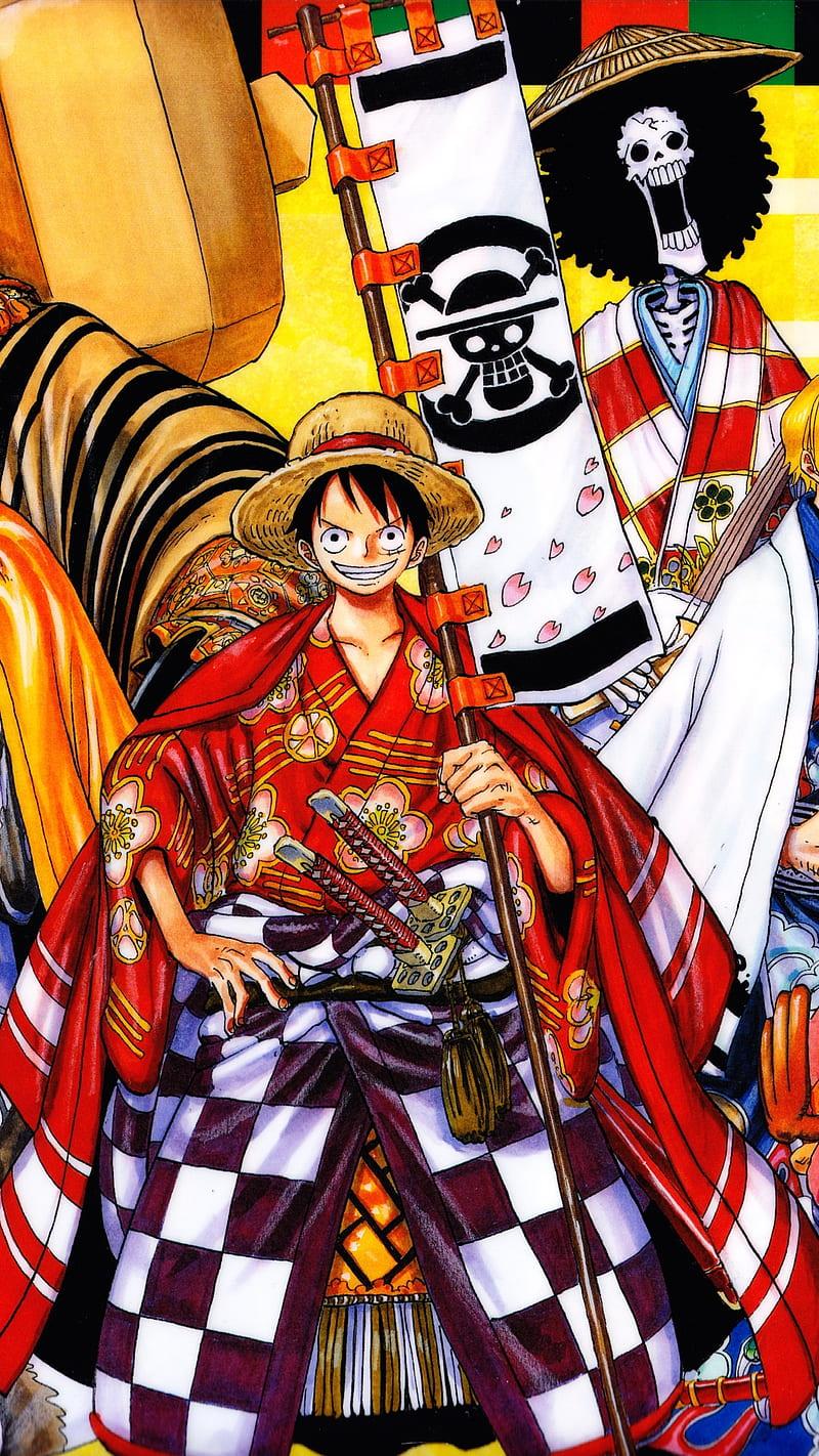 One piece zoro wano bounty. Luffy Anime Brook Monkey D Luffy One Piece Strawhats Wano Arc Hd Mobile Wallpaper Peakpx