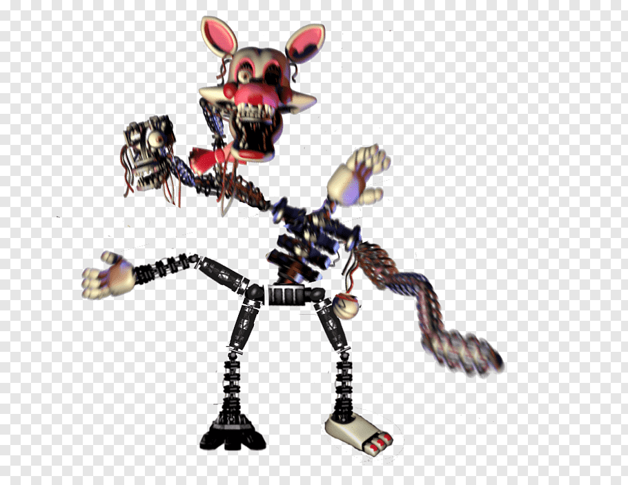 Five Nights At Freddy S 2 Five Nights At Freddy S 3 Five Nights At Freddy S 4 Animatronics Mangle Body Png Pngwave