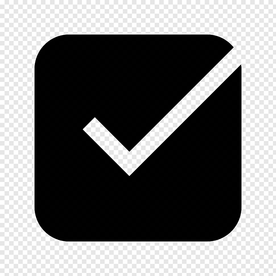 Checkbox Computer Icons Check Mark Symbol Tick Png Pngwave