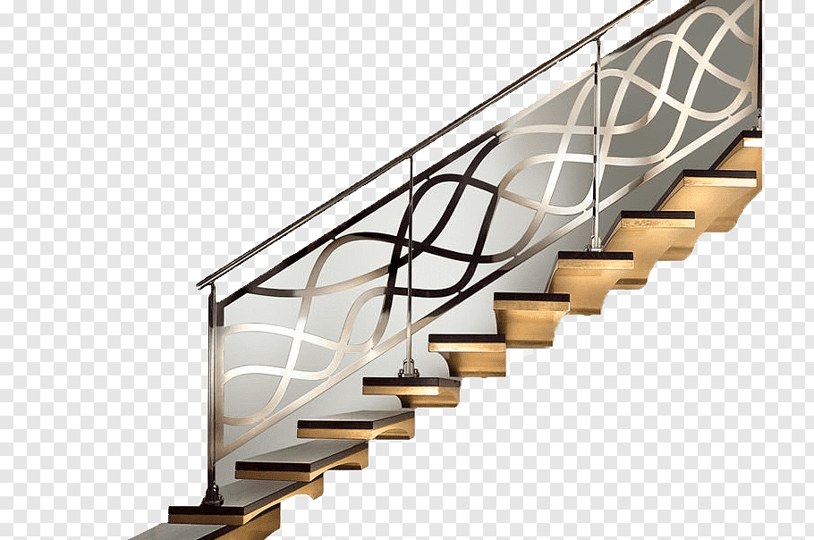 Handrail Stairs Stainless Steel Guard Rail Steel Beam Png Pngwave   Stainless Handrails For Stairs   Toughened Glass   Outdoor   Mild Steel Handrail   Commercial Building   Metal