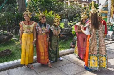 Bangkok w dwa dni