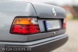 Mercedes-Benz W124 C124 Coupe 300 CE 012
