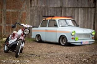 Trabant 601 S und Simson
