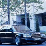 Características técnicas: Mercedes-Benz – E 300 T Turbo-D