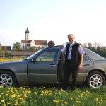 El Mercedes 300D W124 que empezo de cero…