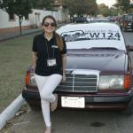 Las damas del Club W124PY