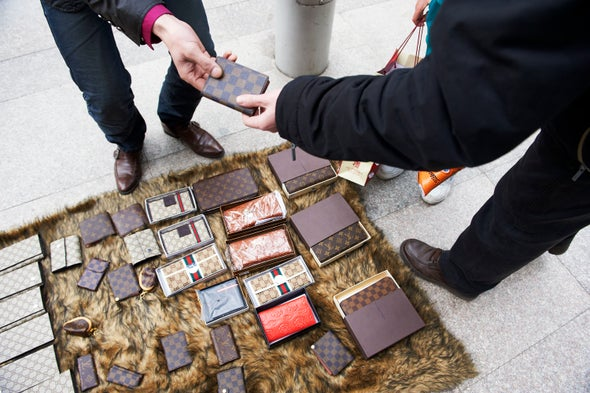 A High Tech Solution for Rooting Out Counterfeit Goods