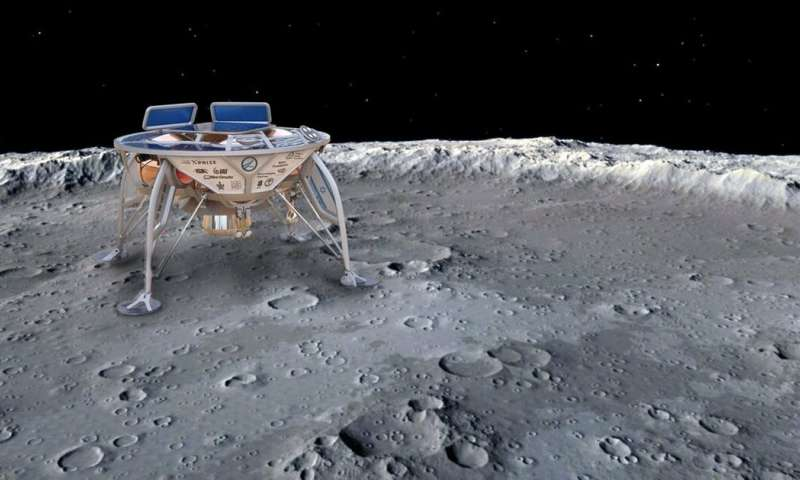 Israeli Spacecraft Fails to Make First Private Lunar Landing