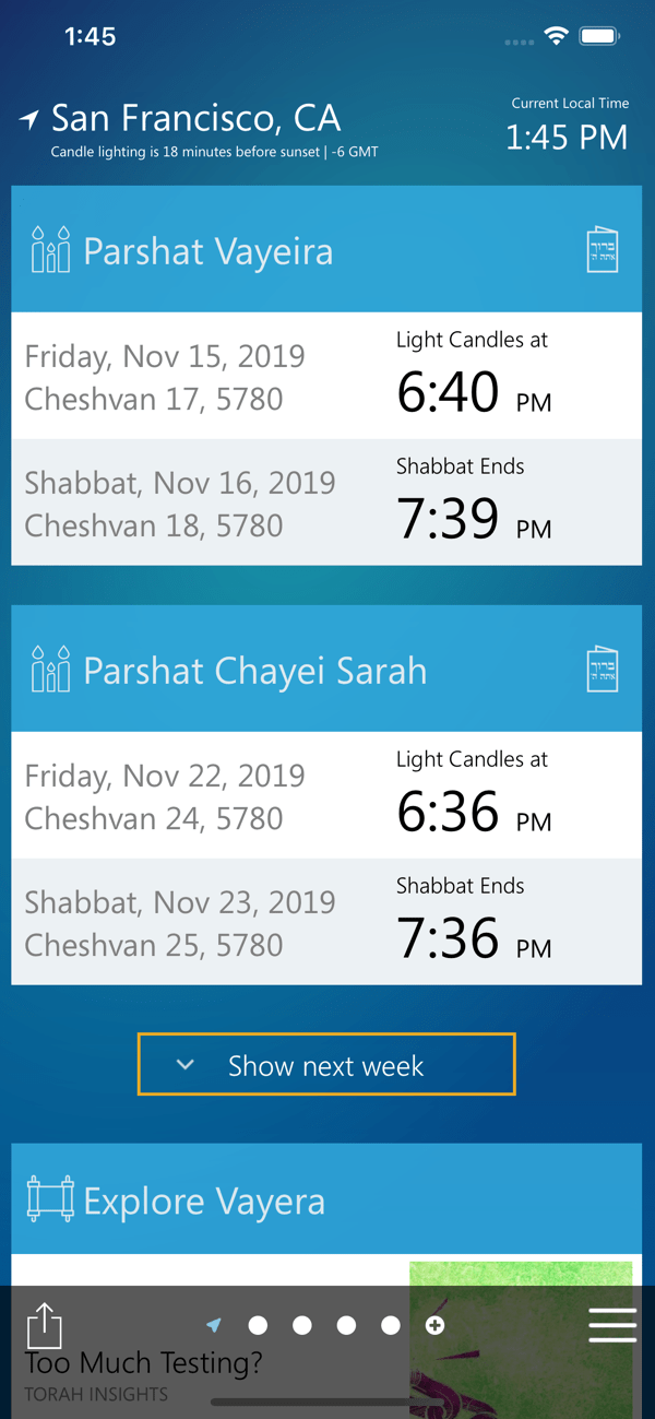 chabad org